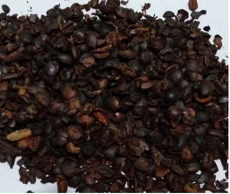 Roasted Coffee low Grade( grade 5)